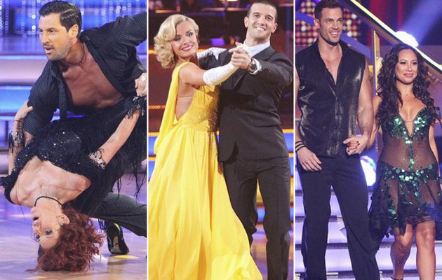 """Dancing with the Stars"" Premiere: High Scores & Hot Dancers!"