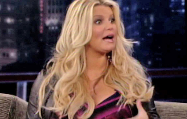 "Jessica Simpson: Baby Is Like ""Bowling Ball on My Hooha!"""