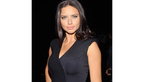 Model Adriana Lima Pregnant with Baby #2!