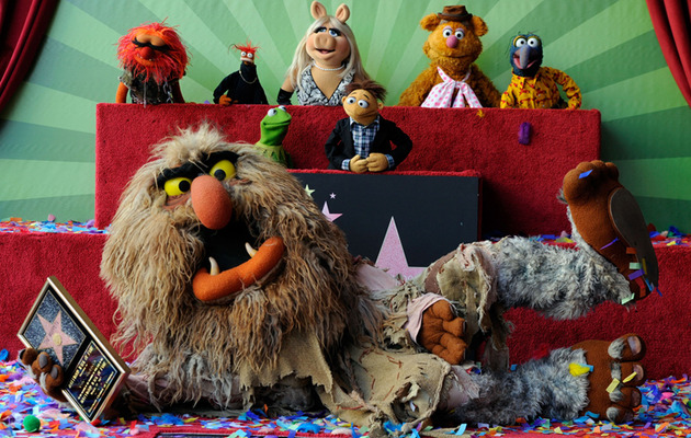 The Muppets Receive a Star on the Hollywood Walk of Fame!