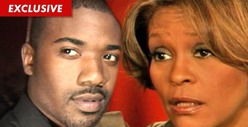 Ray J -- There Is NO Whitney Houston Sex Tape