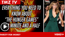 'The Hunger Games' -- Jennifer Lawrence Reveals ...