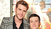 'Hunger Games' -- Gale vs Peeta: Who'd You Rather?