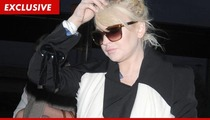Lindsay Lohan's Alleged Victim -- Pay Me At Least 100k ... Or Else