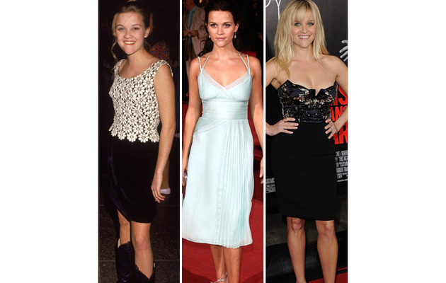 Reese Witherspoon Turns 36! -- See Her Road to Success