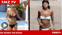 Nicole Richie's Turnaround -- What a Difference Six Years Make