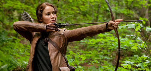 """Hunger Games"" Leads Box Office for Third Week"