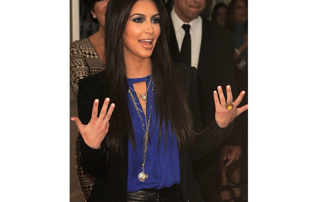 Kim Kardashian & Family Respond to Flour-Bomb Attack