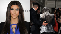 Kim Kardashian -- Did She Deserve a Dusting?