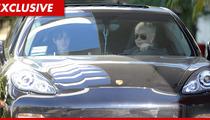 Lindsay Lohan's Porsche -- No Evidence of Car Smashery