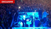DJ Pauly D -- Mobbed at Gig in South Padre, Extra Security Called In