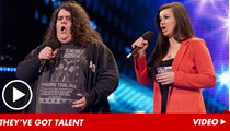 'Britain's Got Talent' -- Jonathan Antoine Is Susan Boyle 2.0