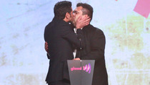 John Stamos Kisses a Man for $5,000