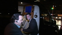 Tim Tebow -- Exploring NYC in a Pimped Out Limo Van
