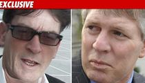 Charlie Sheen Bails Out Lenny Dykstra