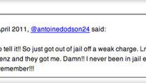 "Antoine Dodson Calls Charges Against Him ""Weak"""