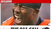 Brandon Marshall 911 -- 'It's An Emergency'