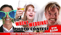 TMZ's Wacky Wedding Photo Contest!