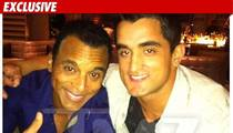 Jon Secada Mentoring 'Idol' Cast-Off
