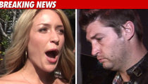 Kristin Cavallari and Jay Cutler -- Engaged
