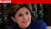Gloria Allred Protests MLB Gay Slur
