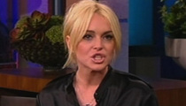 Lindsay Lohan on Leno -- 'I'm In the Clear Now'