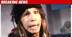 Steven Tyler to Aerosmith -- You CAN'T Fire Me!!