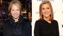 Katie Couric vs. Meredith Vieira: Who'd You Rather?