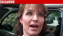 Palin Sued For $100k Over Alleged Traffic Conspiracy