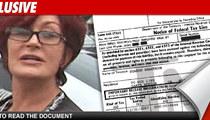 The Osbournes -- 357,000 More Tax Problems