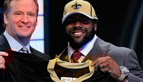 New Saint Mark Ingram -- Pawn in the Kim K CURSE