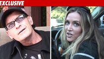 Charlie Sheen & Brooke Mueller -- Officially Divorced