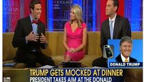 """Trump: White House Dinner """"Seemed Inappropriate"""""""