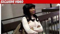 Nicki Minaj -- Doesn't Sweat the Sweet Stuff