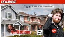 Casey Abrams -- EVERYONE VOTE FOR HALEY