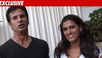 Lorenzo Lamas -- I'm Taking My Wife's Name!