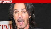Rick Springfield Busted for DUI