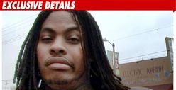 Waka Flocka -- Cleared Of Drug Charges