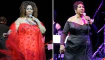 Aretha Franklin -- Black Is Slimming