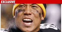 NFL Star Hines Ward -- Handcuffed at GUNPOINT