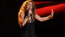 Haley Reinhart Gets Standing Ovation on 'American Idol'