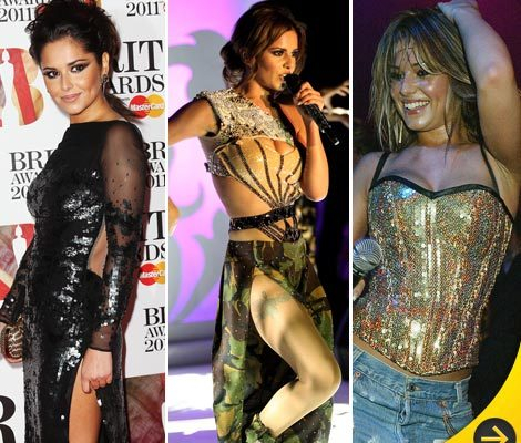 Meet Cheryl Cole, The Sexy New 'X Factor' Judge