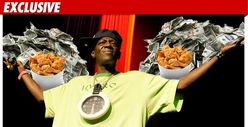 Flavor Flav Accused of Fried Chicken Scam 