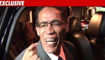 'Golden Voice' Ted Williams -- Headed Back to Rehab