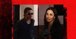 Brad Pitt -- Hanging with Jen Aniston&#039;s BFF??