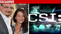 CSI Creator to Wife: I Want Our Kids, Too!