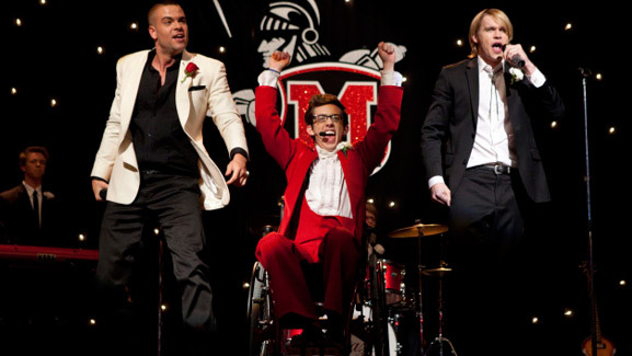 First Listen: 'Glee' Cast Covers Rebecca Black's 'Friday'