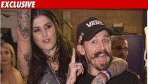 Kat Von D vs. Ex  -- Tattoo Turf War in Hollywood