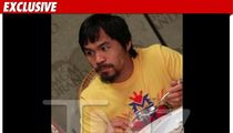 Manny Pacquiao Has Big Beef After Weigh-In