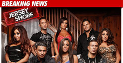 'Jersey Shore' -- Italy Trip Delayed